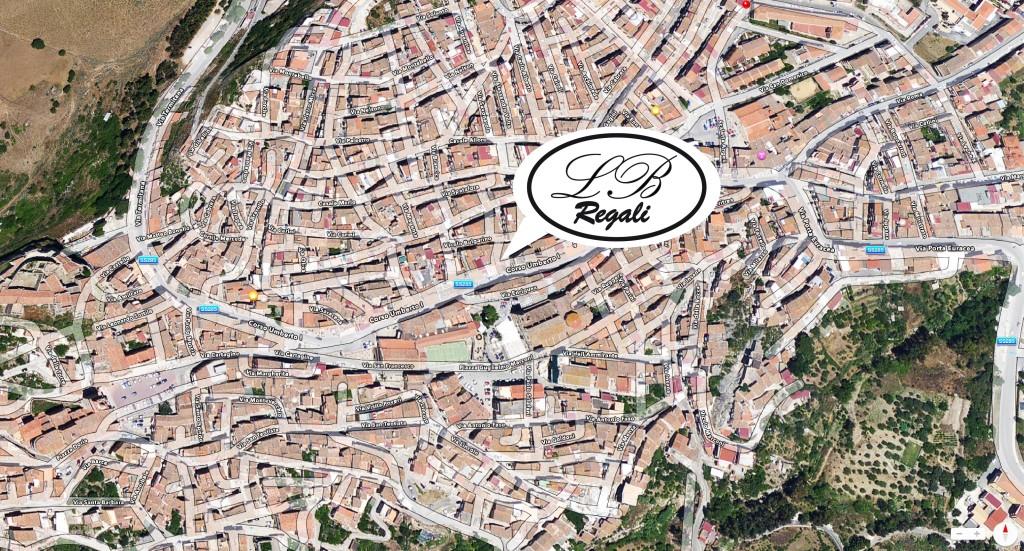 Mappa Notte Bianca Caccamo